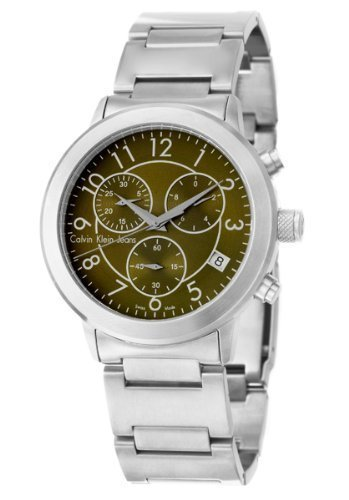 Calvin Klein Jeans Continual Chronograph Men'S Watch K8717150