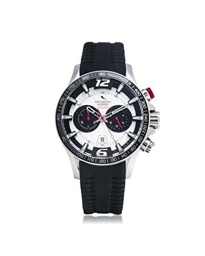 Strumento Marino Men's Black/White SM117S/SS/BN/NR Watch