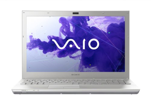 Sony VAIO SE1 Series VPCSE13FX/S 15.5-Inch Laptop (Platinum Pretty)