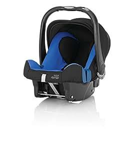 Britax Römer Siège-Auto Baby-Safe plus SHR II, Groupe 0+ (naissance - 13kg), Blue Sky