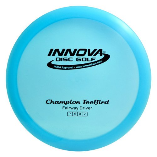 Innova - Champion Discs TeeBird Golf Disc, 170-172gm (Colors may vary) (Teebird Champion compare prices)