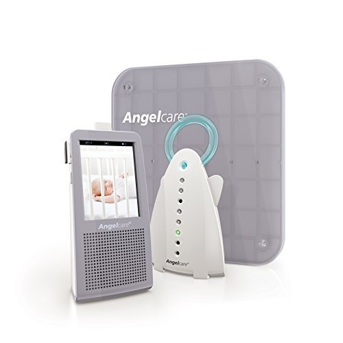 Angelcare Video, Movement and Sound Monitor, Gray/white (Baby Swing With Ac compare prices)