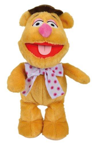 Simba 6315873617 - Peluche, Disney Muppet, Fozzy, 25 cm