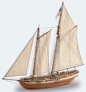 Latina 1/41 Virginia American Schooner LAT22135