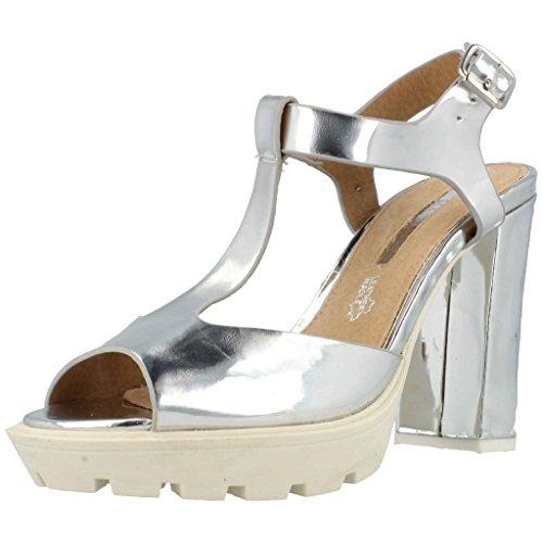 MARIA MARE - 66111 - C4598 - Sandale - Donna - Taglia: 39 - Colore: Argento