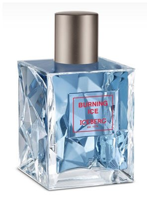 Burning Ice Profumo Uomo di Iceberg - 100 ml Eau de Toilette Spray