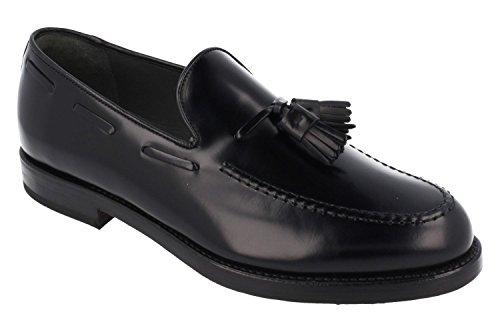 Lottusse L3087 ANKAS scarpa nera 43 5 Nero