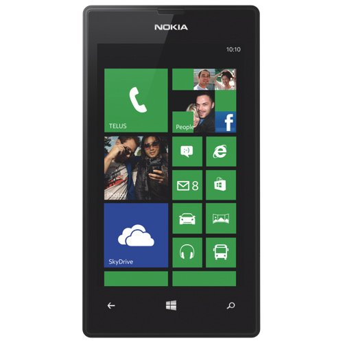 "UNLOCKED Nokia Lumia 520 4G Phone, 4"" Touch Screen, 5MP 720P Camera, Windows Phone 8 WP8, BLACK, NEW, 2G GSM 850/900/1800/1900MHZ, 3G HSPA 850/1900/2100MHZ,HSDPA+ 21.1 Mbit/s"