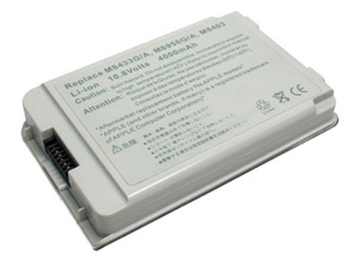 Techno Planet� NEW Laptop/Notebook Battery for Apple m8433g/a m8626 iBook 12 G3/G4 A1005 A1054 A1061 A1008 M8403 M8433 M8626