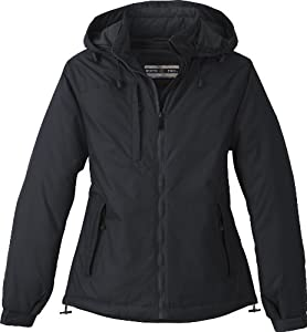North End Womens Hi-Loft Insulated Water Resistant Jacket Coat