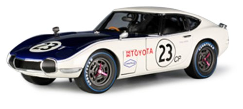 AUTOart 1/18 トヨタ 2000GT '68 SCCA #23