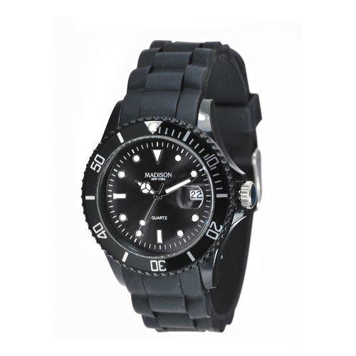 madison-new-york-unisex-armbanduhr-candy-time-analog-silikon-schwarz-u4167a2