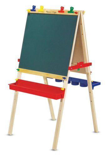 Melissa & Doug Deluxe Standing Easel (Kids Board compare prices)