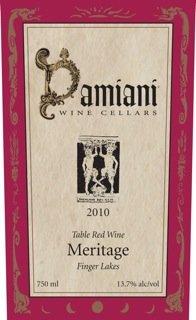 2010 Damiani Wine Cellars Meritage Red Blend