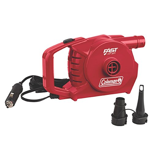 Coleman 12-Volt DC QuickPump, Colors May Vary (Coleman Powerpack compare prices)