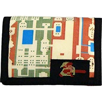 Nintendo Legend of Zelda Map Wallet