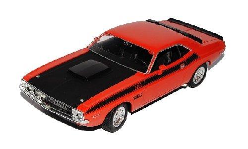dodge-challenger-t-a-coupe-orange-rot-1-generation-1969-1974-1-24-welly-fertigmodell-modell-auto