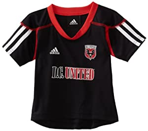 MLS DC United Blank Home Call Up Jersey, Infant by adidas