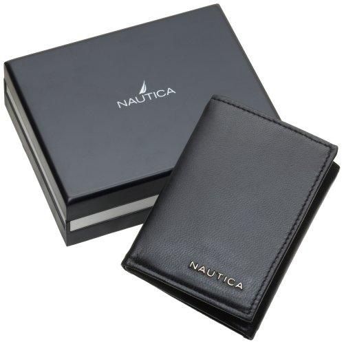 07. Nautica Men's Trifold Wallet