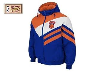 New York Knicks Mitchell & Ness Weakside Jacket by Mitchell & Ness