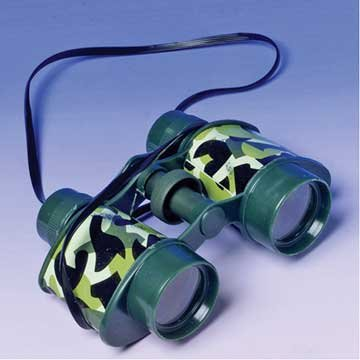 Plastic Camo Binocular - 1
