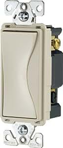 Cooper Wiring Devices 9504DS Aspire Switch, Desert Sand