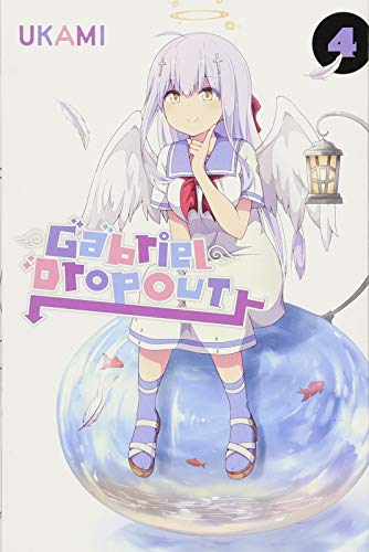 Gabriel Dropout, Vol. 4 [UKAMI] (Tapa Blanda)