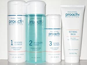 Proactiv Solution 4-Pc. Micro-Crystal Acne Kit ADVANCED FORMULA (2 Month Supply)