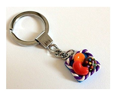 Candy Crush Key Chain Assorted