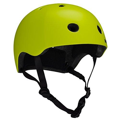 PRO-TEC Street Lite Bright Green X-Small Skateboard Helmet
