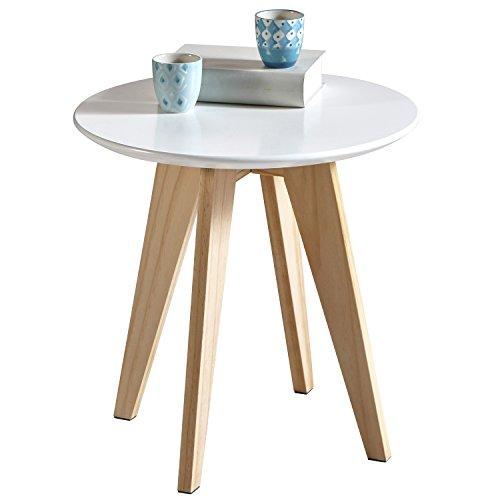 Couchtisch-Beistelltisch-runde-Platte-aus-MDF-40cm-Tischbeine-aus-massiv-Holz-wei-Kiefer-299019