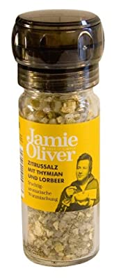 """Jamie Oliver Gewürzmühle klein """"Thyme-Lemon"""" 70g von Jamie Oliver auf Gewürze Shop"""