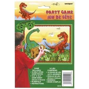 Dinosaur party game - 1