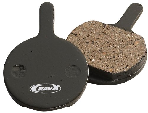 Image of RavX Magura Louise/Clara 2000, Imperial Mechanical Caliper Semi-Metal Disk Pads (BD06B)