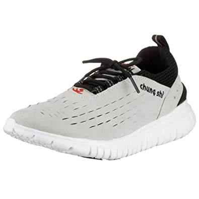 Chung Shi Dux Trainer hellgrau 8800020-XXS, Unisex - Erwachsene Sneaker, grau, (grey), EU 35-36 (XXS)