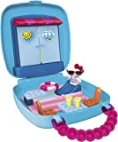 Mega Bloks Hello Kitty Pool Party 19 Piece Playset in Handy carry Case. Suitable for Ages 4+