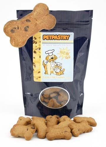 PetPastry Carob Chip Cookies