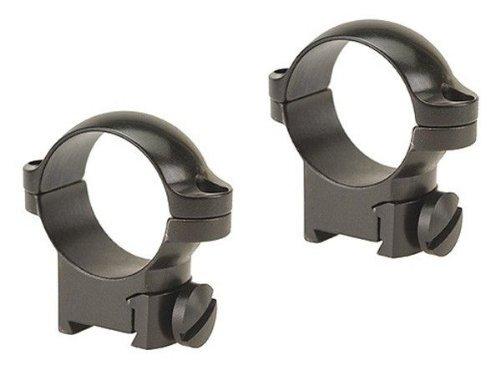 Leupold & Stevens Sako Ringmount - 1 Inch Medium, Gloss