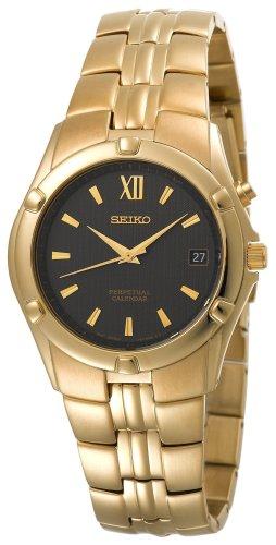 black friday seiko s snq070 perpetual calendar gold