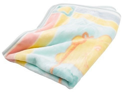 Care Bear Hi Pile Blanket - 1
