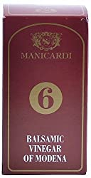 Manicardi Balsamic Vinegar #6 - 8.45 oz