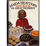 Maida Heatter's New Book of Great Desserts (0517107546) by Heatter, Maida