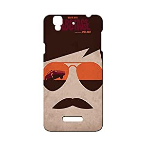 G-STAR Designer Printed Back case cover for Micromax Yu Yureka - G4667