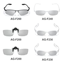 Cinema 3D Family Pack 3D Glasses