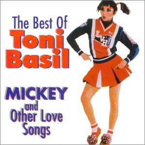 Original album cover of The Best of Toni Basil: Mickey & Other Love Songs by Toni Basil