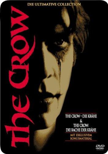 The Crow - Die Krähe / The Crow - Die Rache der Krähe (Steelbook) [Limited Edition] [2 DVDs]