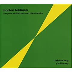 Complete Violin Viola & Piano Works/Christina Fong
