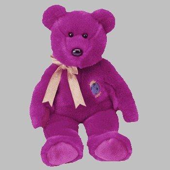 Ty Beanie Buddie Millennium Bear