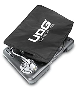 "UDG Ultimate Turntable & 19"" Mixer Dust Cover Black (1 pc) U9242"