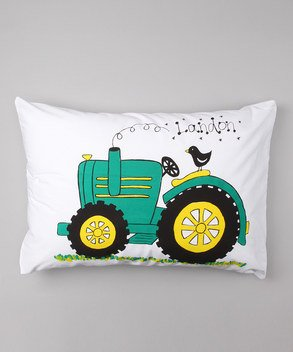 Tractor Bedding For Boys 9388 front
